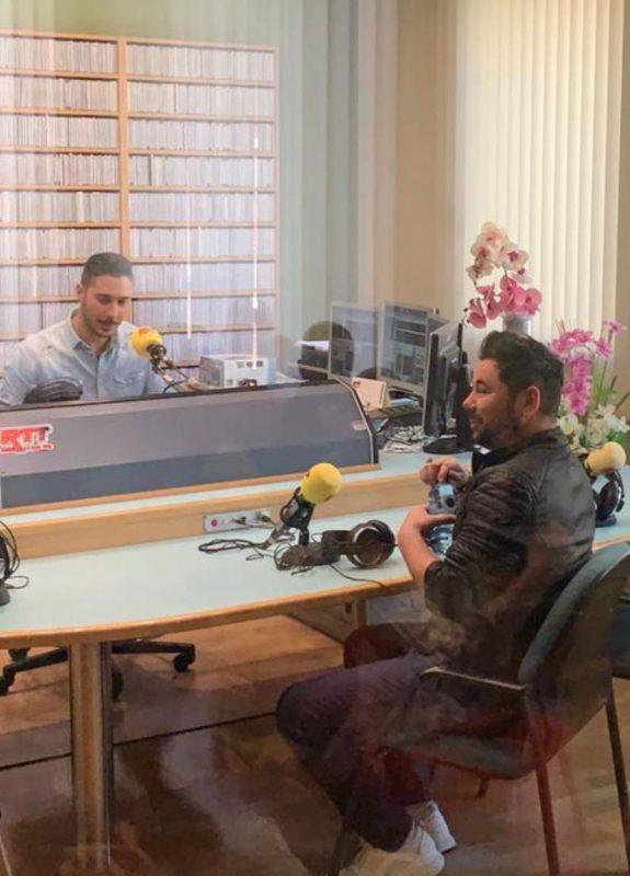 Entrevista RTT a Miguel Poveda