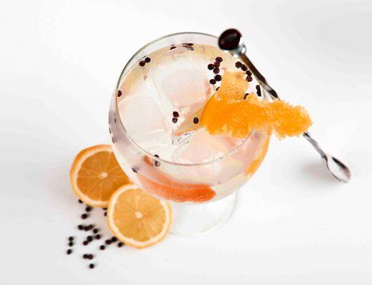 Gin premium de Cádiz